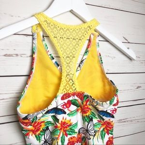 Vigoss Swim - VIGOSS Butterfly One Piece Swim Suit NWT